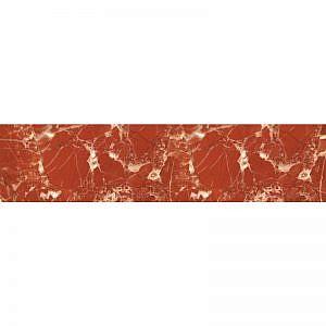 Фартук кухонный МДФ 2,8х0,6 метра Красный мрамор 0987
