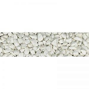 Фартук кухонный пластиковый 3х0,6 метра Камни, галька 2533