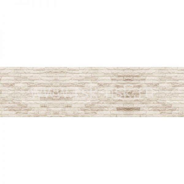 Фартук кухонный пластиковый 3х0,6 метра Сланец 3126