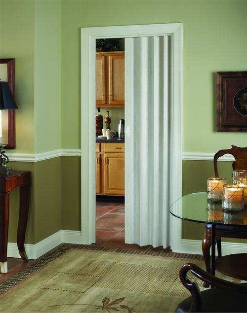 кухонная дверь гармошка