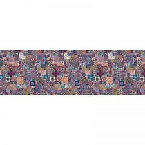 Фартук кухонный МДФ 2,8х0,6 метра Узор, плитка 5869