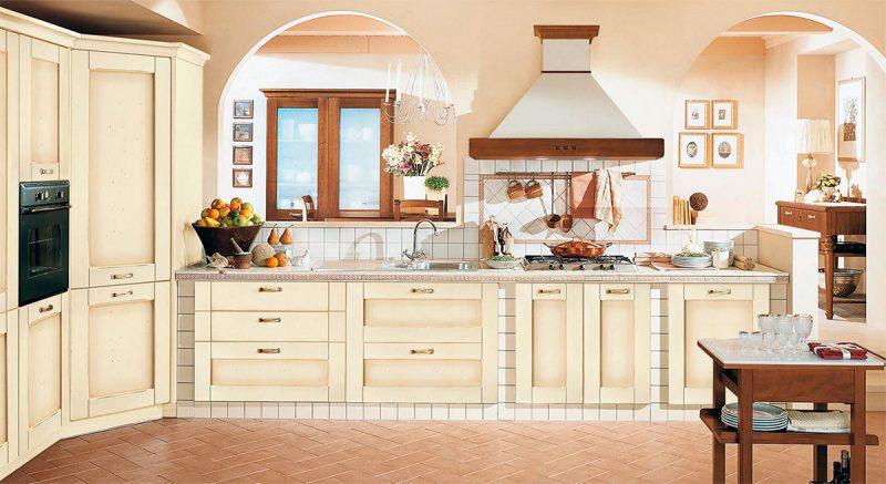 кухонный фартук мебельный