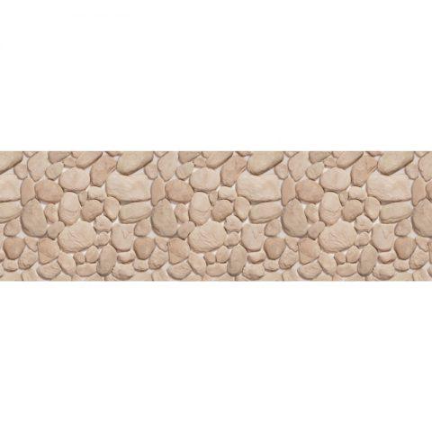 Фартук кухонный МДФ 2,8х0,6 метра Каменная стена 3824