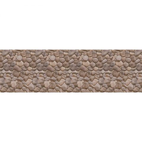 Фартук кухонный МДФ 2,8х0,6 метра Каменная стена 3827