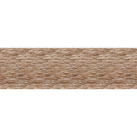 Фартук кухонный МДФ 2,8х0,6 метра Сланец 3830