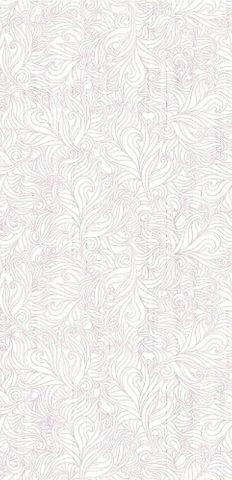 618-1 Морозный узор. Панели пластиковые ART. 0,25х2,7 м