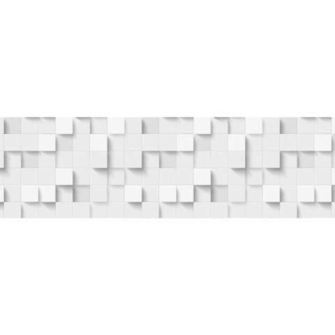 Фартук кухонный пластиковый 3х0,6 метра Абстракция 9718