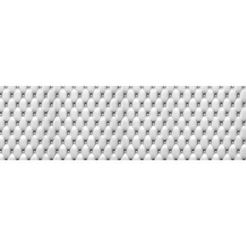 Фартук кухонный пластиковый 3х0,6 метра Каретная стяжка 8597