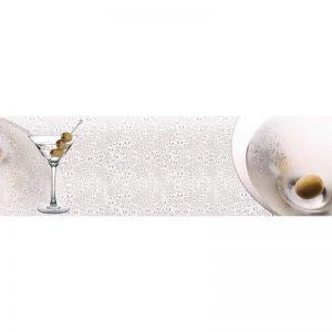 Фартук кухонный МДФ 2,8х0,6 метра Напитки 9230