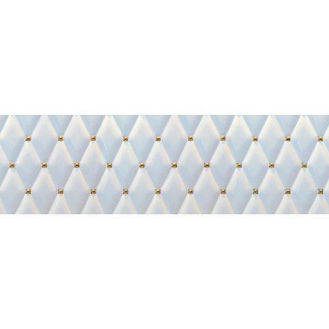 Фартук кухонный пластиковый 3х0,6 метра Каретная стяжка 9411