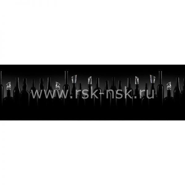 Фартук кухонный МДФ 2,8х0,6 метра Напитки 9462