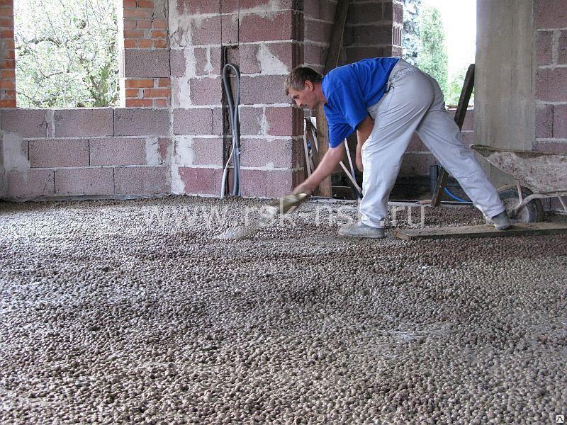 керамзитный песок