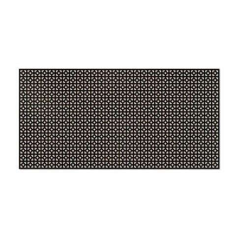 Дамаско Венге Панель перфорированная 120х60 см