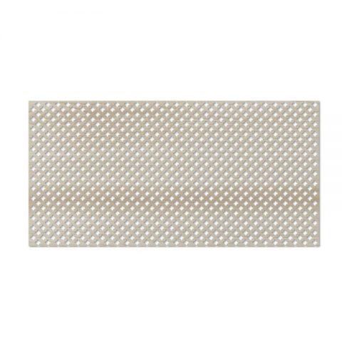 Готико Дуб Сонома Панель перфорированная 120х60 см