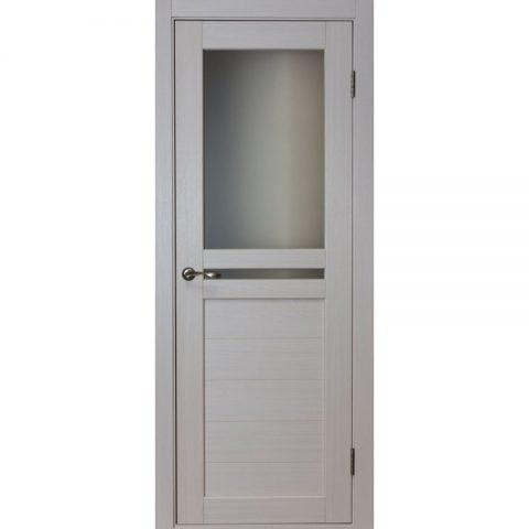 "Дуб Молочный ""Lazio (Лацио ДО)"". Дверь межкомнатная экошпон"
