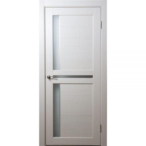 """Дуб Молочный """"El-Porto (Эль-Порто)"""". Дверь межкомнатная экошпон"""