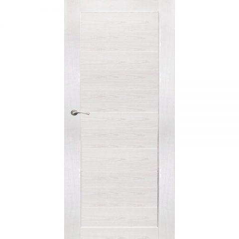 """Ясень Белый """"Legro (Легро)"""". Дверь межкомнатная экошпон"""