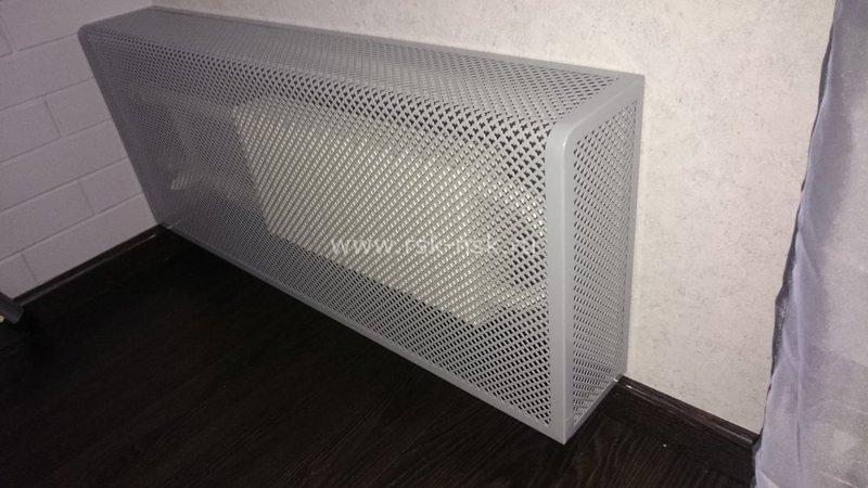Металлический экран для радиаторов