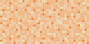 Мозаика оранжевая