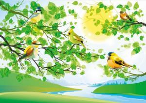 4л Весенняя мелодия 194-136