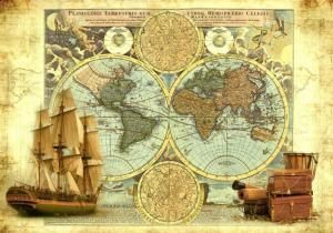4л Карта странствий 194-136