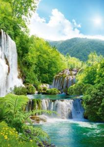 8л Каскад водопадов 194-272