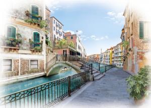 8л  Улочки Венеции  272-194