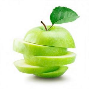 Яблоко 600х600